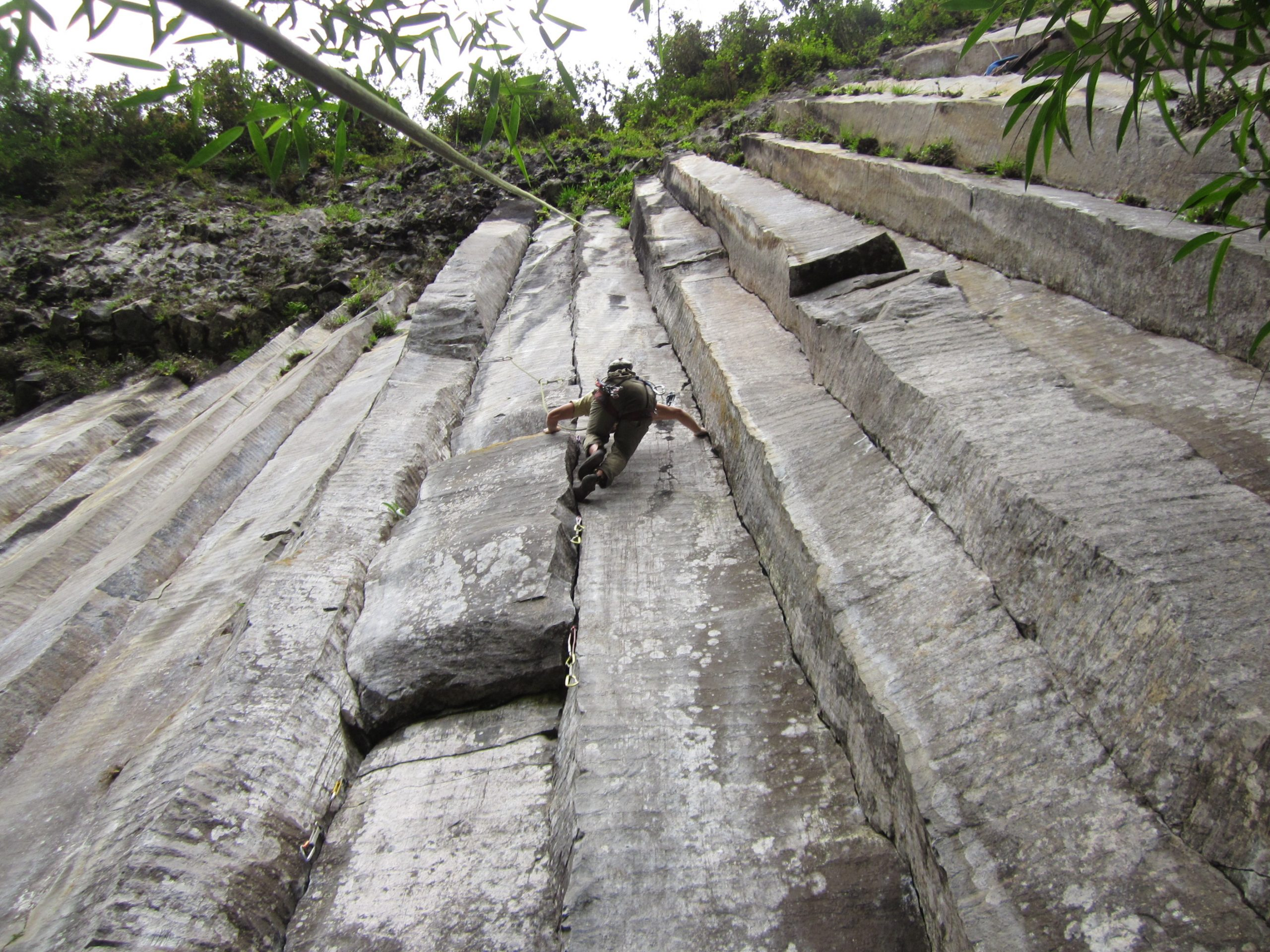 Columnas de <br>Tangán